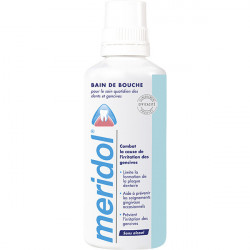 MERIDOL Bain de bouche protection gencives Fl/400ml