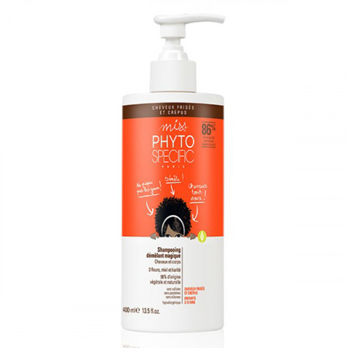 Phyto PhytoSpecific Miss Shampooing Démêlant Magique 400ml