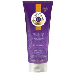 Roger et Gallet gel douche stimulant Gingembre 200 ml