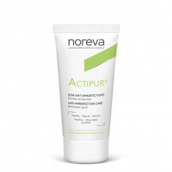 Noreva Actipur Crème Anti Imperfections Matifiante 30 ml