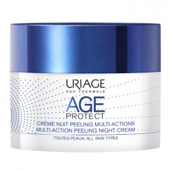 Uriage Age Protect Crème Nuit Peeling Multi-Actions 50 ml
