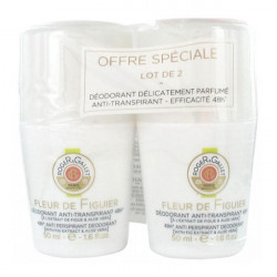 Roger et Gallet déodorant roll-on Fleur de Figuier 2 x 50 ml