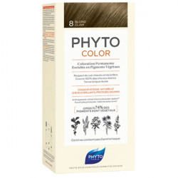 Phyto PhytoColor  Kit coloration permanente 8 Blond Clair