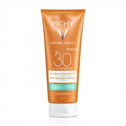 VICHY CAPITAL SOLEIL LAIT MULTI-PROTECTION SPF 30 200 ML