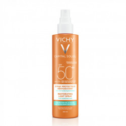 VICHY CAPITAL SOLEIL SPF50+ Spray protecteur réhydratant de 200ml