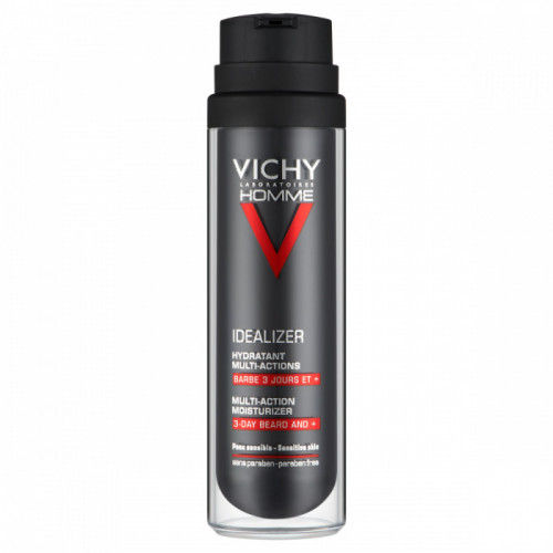 VICHY IDEALIZER HYDRATANT MULTI ACTION RASAGE FREQUENT 50ML HOMME