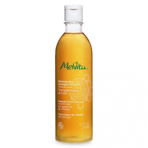 MELVITA SHAMPOING LAVAGES FRÉQUENTS 200 ML
