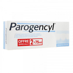 Parogencyl Prévention Gencives dentifrice 2 x 75 ml