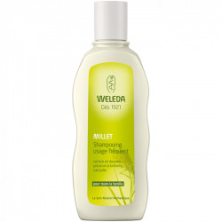 Weleda Millet Shampooing Usage Fréquent 190ml