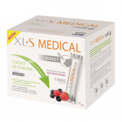XL-S Médical Direct Capteur de Graisses 90 Sticks