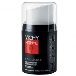 Vichy Homme Structure S Soin Hydration Raffermissant 50ml