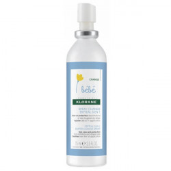 Klorane Bébé Spray Change Eryteal 3-en-1 75 ml