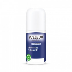 Weleda Homme déodorant roll on 24h 50 ml