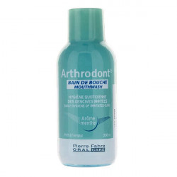Arthrodont bain de bouche 300 ml