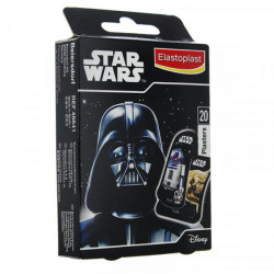 Elastoplast 20 Pansements STAR WARS™ Disney