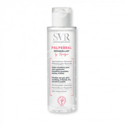 TOPIALYSE SVR GELEE MICELLAIRE YEUX PALPEBRAL BY DEMAQUILLANT PAUPIERES SENSIBLES 125ML
